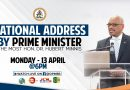 National Address By Prime Minister Minnis – April 13, 2020 @ 6 p.m.