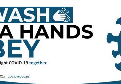 WASH YA HANDS BEY !