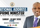 Prime Minister's Address – May 10,2020